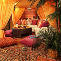 7553Great-Bohemian-bedroom-paint-ideas